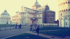 Plaza de Pisa