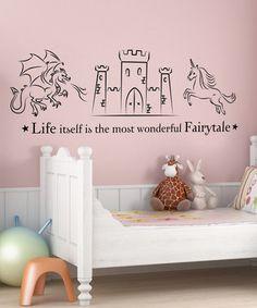 For my friend Julie's little princesses room...