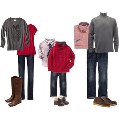 """""""Outfit idea for Family Portrait"""" by ayakojordan on Polyvore"""