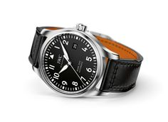IWC goes back to its roots with the Mark XVIII.