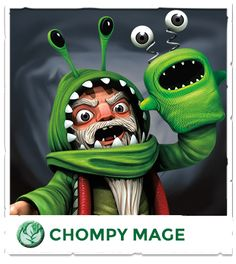 Chompy Mage - Skylanders Trap Team Video Game Official Site