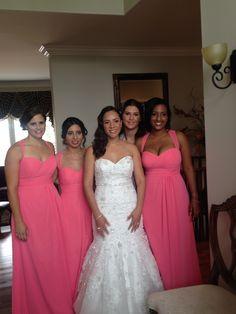 #BTS with Vanessa and her #bridesmaids #makeup by Maya Goldenberg hair by Melissa N. #Natural #organic #glowingskin #smokeyeye #strobing #brows www.mayagoldenberg.com