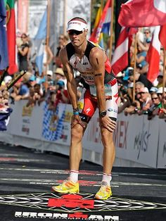 Craig Alexander, who fainted at the finish of the Hawaii Ironman hints it might be his last. Craig Alexander, Ironman Triathlon, Bike Run, Iron Man, Hawaii, Knowledge, Swimming, Running, News