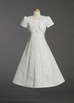 Discounted White Flower Girl Dresses 70% SALE White Flower Girl ...