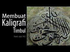 23 Best Kaligrafi Kontemporer Images Kaligrafi Allah