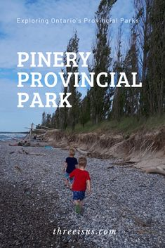 Pinery Provincial Park in Ontario. Great place for hiking, camping and exploring the sand dunes and beach along the shores of Lake Huron. Best Places To Camp, Camping Places, Places To Go, Ontario Camping, Ontario Travel, Ontario City, Ontario Parks, Camping With Kids, Travel With Kids