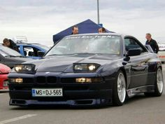BMW 8 series kitted out
