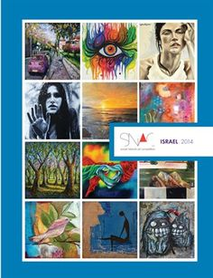 Grab a print or digital copy of this year's Social Network Art Competition Art Catalog featuring all of the awarded artists from SNAC-expo Israel 2014-15 at @Magcloud !