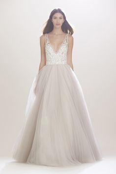 CAROLINA HERRERA  Best in Bridal: Fall 2016  - HarpersBAZAAR.com