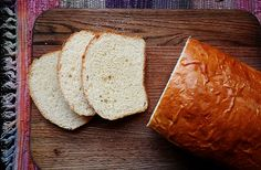 1963 Homemade White Bread - Yes... white bread... but sometimes you just need it!!