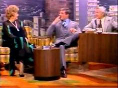 Watched 2016.07.27 | Shelley Winters and Oliver Reed on the Tonight Show Starring Johnny Carson