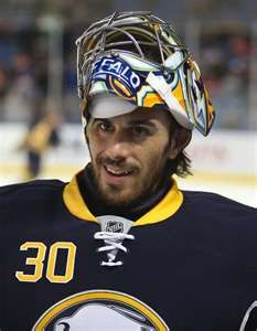 Thank you Ryan Miller for the 12 years in Buffalo.  You will be missed!