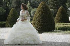 great one, bride, bride dress, white, lace, romantic, ersa, inspiration