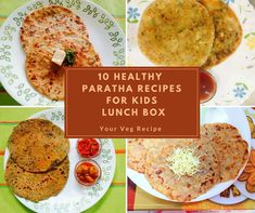 Do you get bored to prepare the same thing for your kids lunch box? Are your kids bored of eating the same tiffin? If yes, you need to check out this list of 10 healthy paratha recipes. This list includes a number of vegetable paratha recipes like Aloo Paratha, Gobi Paratha, Brocolli Paratha and some tasty ones like Cheesy Chocolate Paratha and Aachari Paratha. Make your kids smile when they open their lunch box, to find new and interesting variations of their healthy parathas. Moreover…