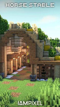 Minecraft House Plans, Minecraft Mansion, Minecraft Houses Survival, Minecraft House Tutorials, Minecraft Modern, Cute Minecraft Houses, Minecraft Medieval, Minecraft House Designs, Amazing Minecraft