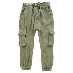 Garment Dyed Cargo Pants