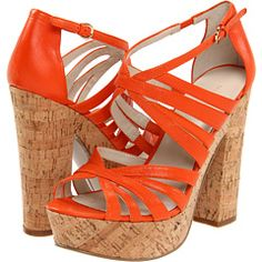 879f713abc1 Nine West - Orange Sandals West Orange