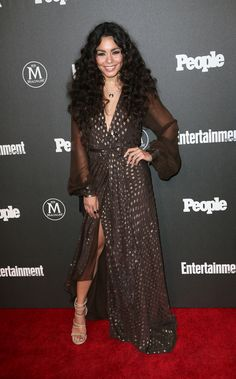 Vanessa Hudgens attends the 2016 Entertainment Weekly & People New York Upfronts VIP Party at Cedar Lake on May 16, 2016 in New York City.
