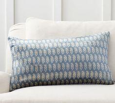 Sabyasachi Kolkata Printed Lumbar Pillow Cover