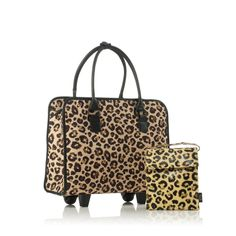 f1c6df489df3 $109.65 Two Lumps of Sugar Leopard E Roller from The Shopping Channel