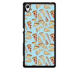 Pizza Collage TATUM-8758 Sony Phonecase Cover For Xperia Z1, Xperia Z2, Xperia Z3, Xperia Z4, Xperia Z5