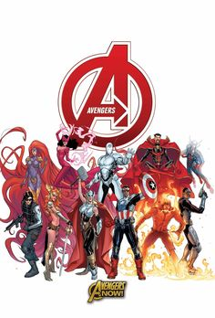 Every new member: Angela! Captain Universe (Devoux)! Nightmask (Adam)! The Superior Spider-Man! And more! Enemies: The Apocalypse Twins! The Black Order! Magnitron! A.I.M.'s Scientist Supreme, Andrew Forson! Allies: Nick Fury! Phil Coulson! Nova (Sam Alexander)! Avengers Underground's Hazmat! The entire Avengers roster makes an appearance thanks to an Update Appendix for every single member!