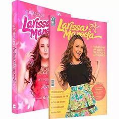 Caderno Brochura Capa Dura Top Universitário Larissa Manoela - 80 ... 65e9a822ce