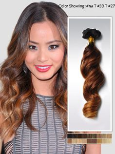 18 Inch Body Wave Clip In Hair Extensions Classic Three Tone Ombre 9 Pieces Permanent Hair Extensions, Colored Hair Extensions, Clip In Hair Extensions, Strawberry Blonde Ombre, Black Hair Ombre, Auburn Balayage, Hair Extensions Before And After, Human Hair Clip Ins, Hair Toppers