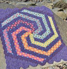 MADDER TRIANGLES Crochet Pattern Book (PDF E-Book)