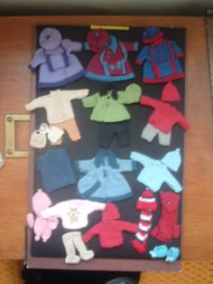 Outfits for children~Jennifer Gibson