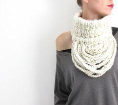 Autumn | Steel&Stitch #crochet cowl
