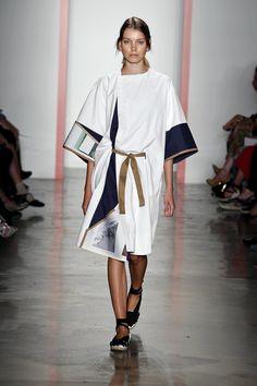Isabel Rio / Parsons MFA Fashion Runway Show
