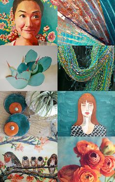 ~* Brave: Surround Yourself with Colors *~ by Nicky on Etsy--Pinned with TreasuryPin.com