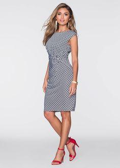 38ccd368b5 Sukienka Sukienka dzianinowa w • 109.99 zł • bonprix Dżinsy