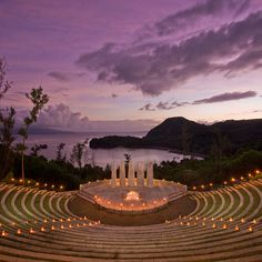 Misibis Bay Resort at Cagraray Island, Legazpi, Albay, Bicol Region, Philippines