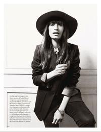 Caroline de Maigret (Vogue Espana)