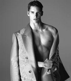 Versace Men. Fall-Winter 2013
