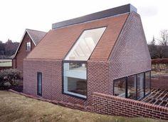 Agrandissement Maison Bell-Simpson, Nord Architecture, Milton of Campsie, Écosse