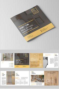 Graphic Design Brochure, Brochure Layout, Pet Logo, Flyer Inspiration, Psd Free Download, Company Brochure, Factory Design, Catalog Design, Corporate Branding