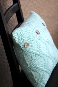 Knit pillowcase pattern.This bundle consists of 2 patterns for knitted…