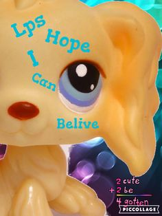 For Lps hope I can Belive
