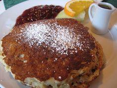 Alana's - Oatmeal Pancakes  Yum!!!