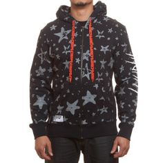 TRUKFITAll | Trukfit Allover Printed Full Zip Hoodie|Shop the TRUKFIT Official Store