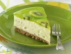 No Bake Kiwi Cheesecake Recipe Is Superb
