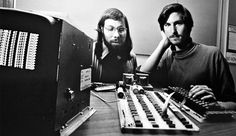 April 1, 1976: Apple is Founded  On this day in 1976, Steve Jobs, Steve Wozniak, and Ronald Wayne founded Apple, a business dedicated to selling personal computers.The three founders worked in Jobs' parents' garage and developed their first product, Apple I. The following July, Apple introduced 200 personal computers to the market and sold them for $666.66.
