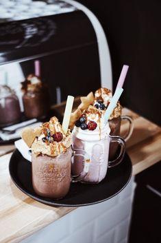 Fresh shakes.  #slurpingallowed