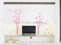 Tree Story Wall Decals – WallDecalMall.com
