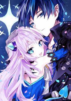 Browse Elsword collected by TamaTama and make your own Anime album. Lu Elsword, Elsword Anime, Chica Anime Manga, Otaku Anime, Kawaii Anime, Anime Love Couple, Image Manga, Anime People, Anime Scenery