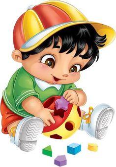 Oh my Alfabetos!: Alfabeto niño jugando. Baby Cartoon Drawing, Cartoon Kids, Cartoon Drawings, Bear Halloween, Drawing School, School Frame, Baby Boy Room Decor, Teddy Bear Toys, Baby Clip Art
