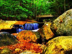 Flume, White Mountains New Hampshire
